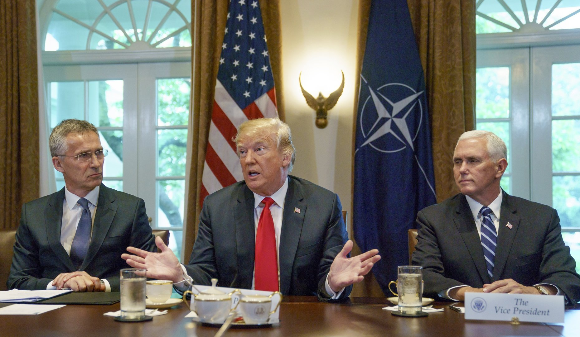 Beyond the NATO Summit: Why There Is Long-Term Transatlantic Trouble Ahead