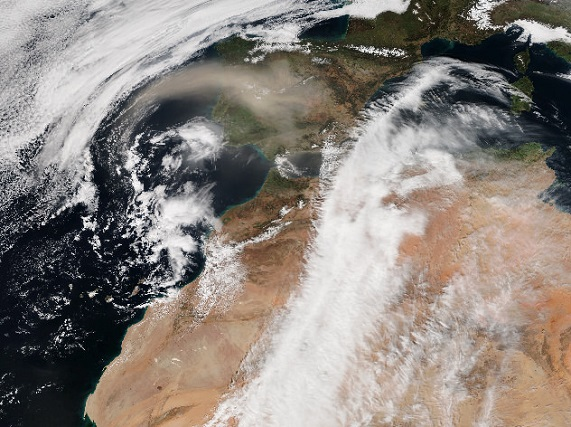 The Brewing Storm: Climate Security Risks in a Fast-Warming North Africa